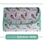 Plumas-white